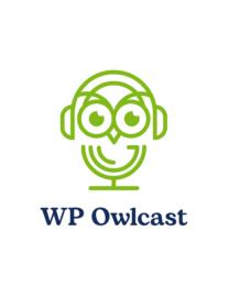 WP Owlcast – white square